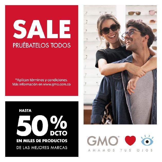 SALE GMO