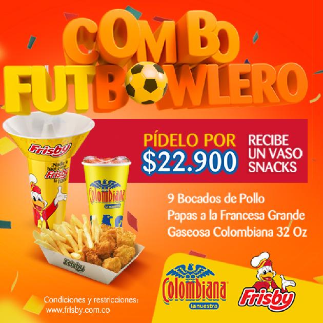 COMBO FUTBOWLERO