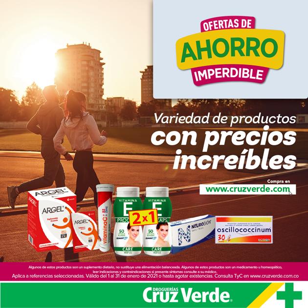 OFERTAS DE AHORRO IMPERDIBLE