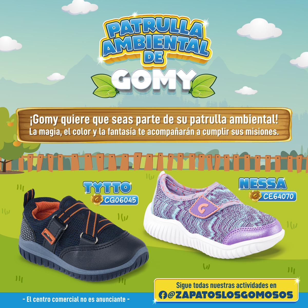 PATRULLA AMBIENTAL DE GOMY