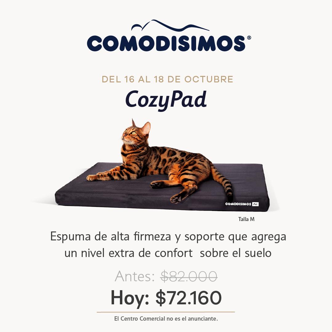 Llegaron las ofertas a @comodisimoscol