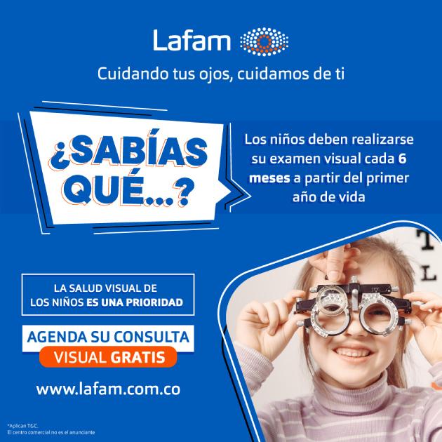 Salud visual para tus niños